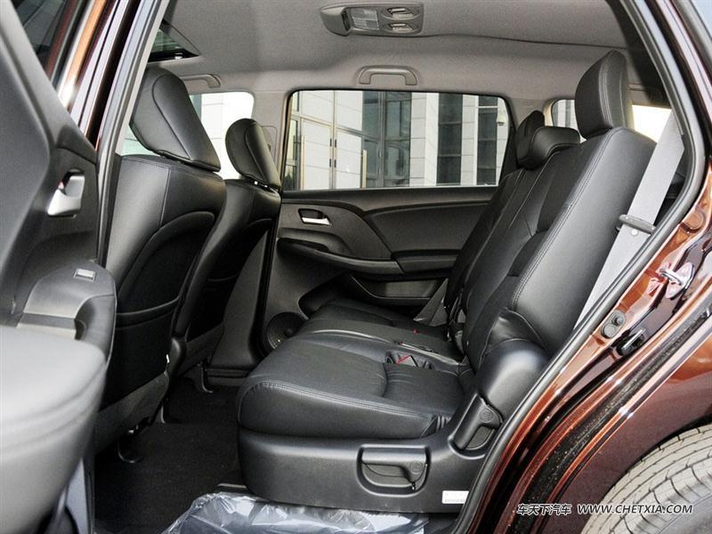 广汽本田 奥德赛 奥德赛 2014款 2.4l 豪华版 车厢座椅