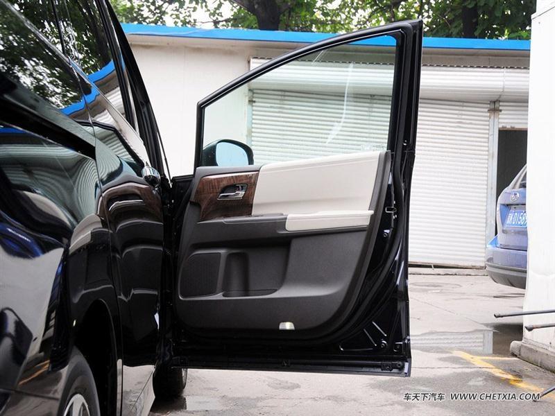 广汽本田 奥德赛 奥德赛 2015款 2.4l 至尊版 车厢座椅