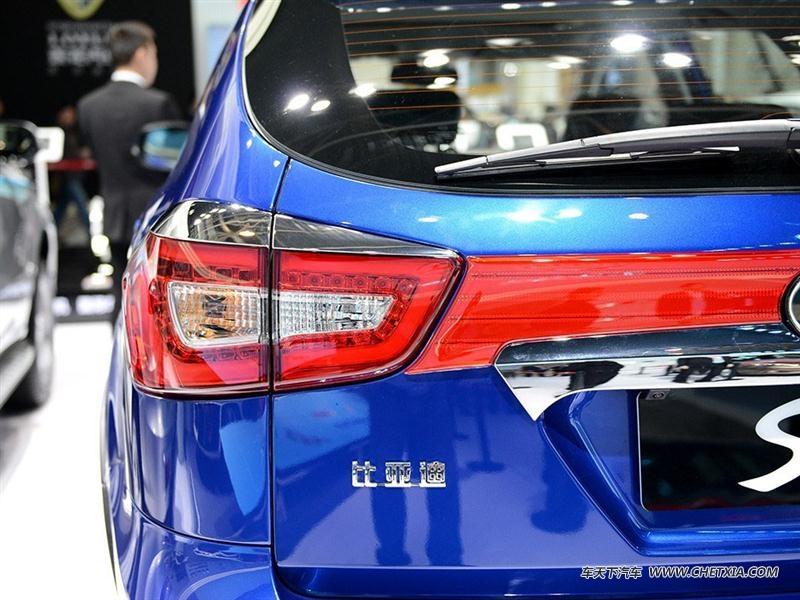 比亚迪汽车 比亚迪S7 比亚迪S7 2015款 2.0TID 豪华型 其他与改装
