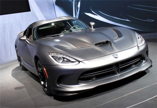 2014纽约车展 SRT蝰蛇特别版车型首发高清图片