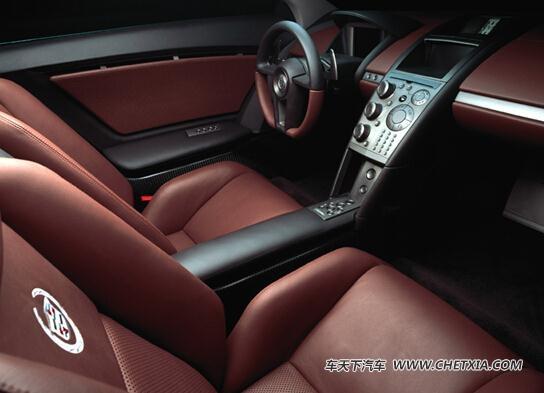即将亮相2014凯迪拉克设计艺术大展凯迪拉克cien概念车抢高清图片